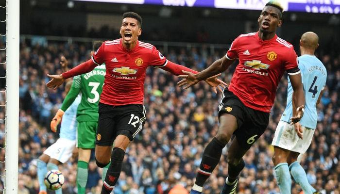 Манчестер юнайтед проигрывая 2 0 выиграл 3 2